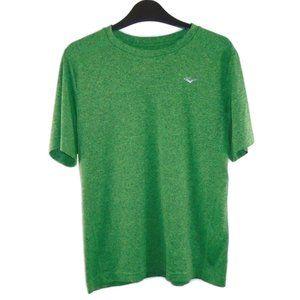 Everlast Mens Shirt Green Large Crew Neck